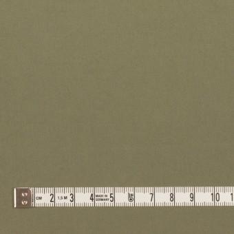 コットン&ポリウレタン×無地(アイビーグリーン)×高密サージ サムネイル4