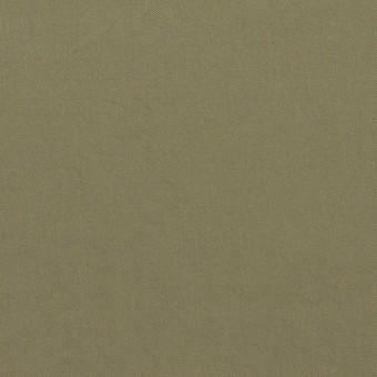コットン&ポリウレタン×無地(アイビーグリーン)×高密サージ サムネイル1