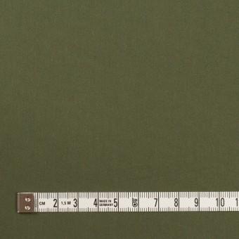 コットン×無地(カーキグリーン)×高密ブロード サムネイル4