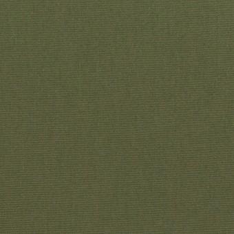 コットン×無地(カーキグリーン)×高密ブロード