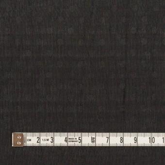 ポリエステル×ドット(ブラック)×シフォンジョーゼット サムネイル4