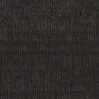 ポリエステル×ドット(ブラック)×シフォンジョーゼット サムネイル1