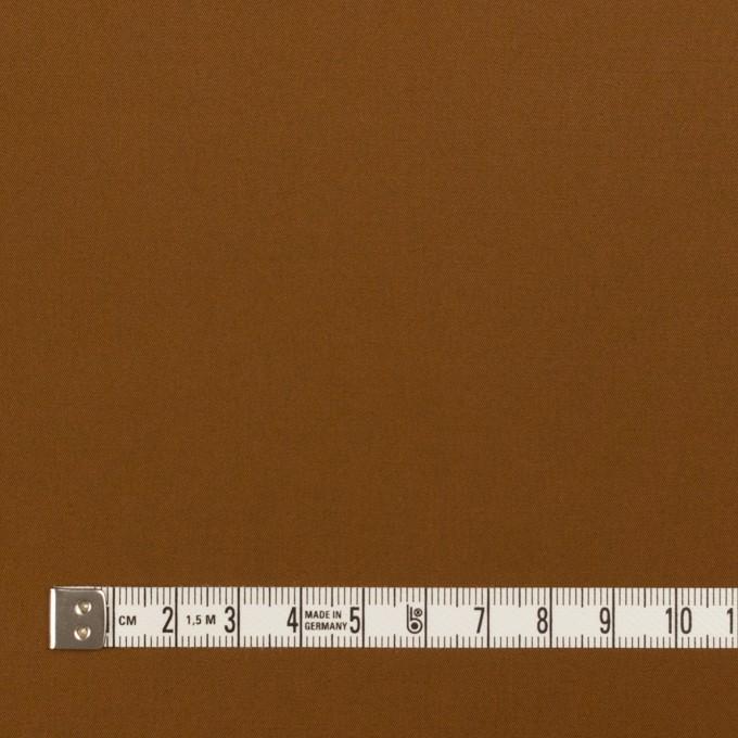 コットン&ポリウレタン×無地(アーモンド)×高密サージストレッチ イメージ4