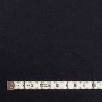 コットン&ラミー×無地(ダークネイビー)×サージワッシャー_全3色 サムネイル4