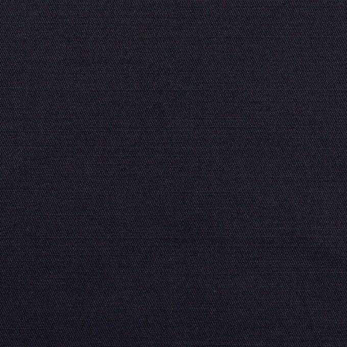 コットン&ラミー×無地(ダークネイビー)×サージワッシャー_全3色 イメージ1