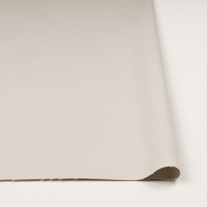 コットン&ポリウレタン×無地(アイボリー)×チノクロス・ストレッチ イメージ3