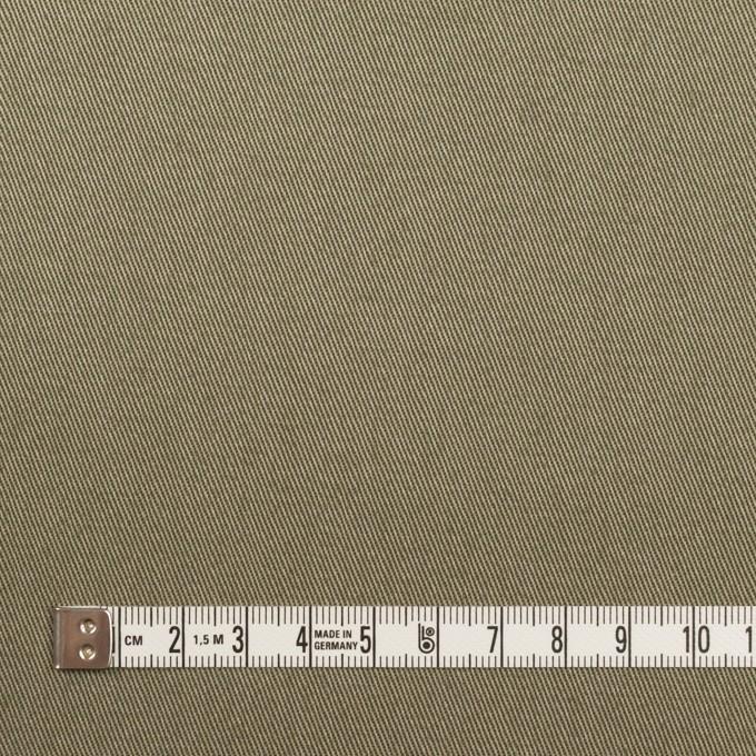 コットン×無地(アイビーグリーン)×チノクロス イメージ4