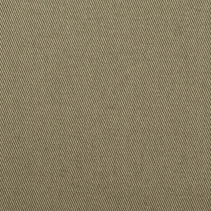 コットン×無地(アイビーグリーン)×チノクロス イメージ1