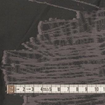 コットン&ポリエステル混×幾何学模様(スチール)×ジャガード・シャーリング サムネイル4