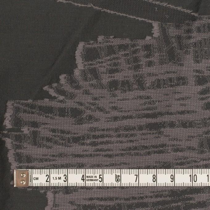 コットン&ポリエステル混×幾何学模様(スチール)×ジャガード・シャーリング イメージ4