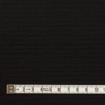 コットン×無地(ブラック)×二重織 サムネイル4