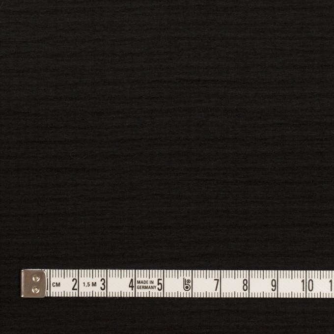 コットン×無地(ブラック)×二重織 イメージ4
