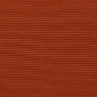 コットン&ナイロン×無地(レッドブリック)×タッサーポプリン_全5色