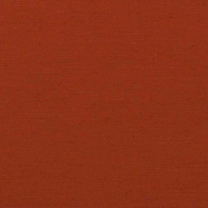 コットン&ナイロン×無地(レッドブリック)×タッサーポプリン_全5色 イメージ1