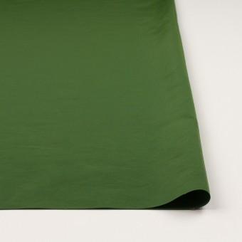 コットン&ナイロン×無地(フォレストグリーン)×タッサーポプリン_全5色 サムネイル3