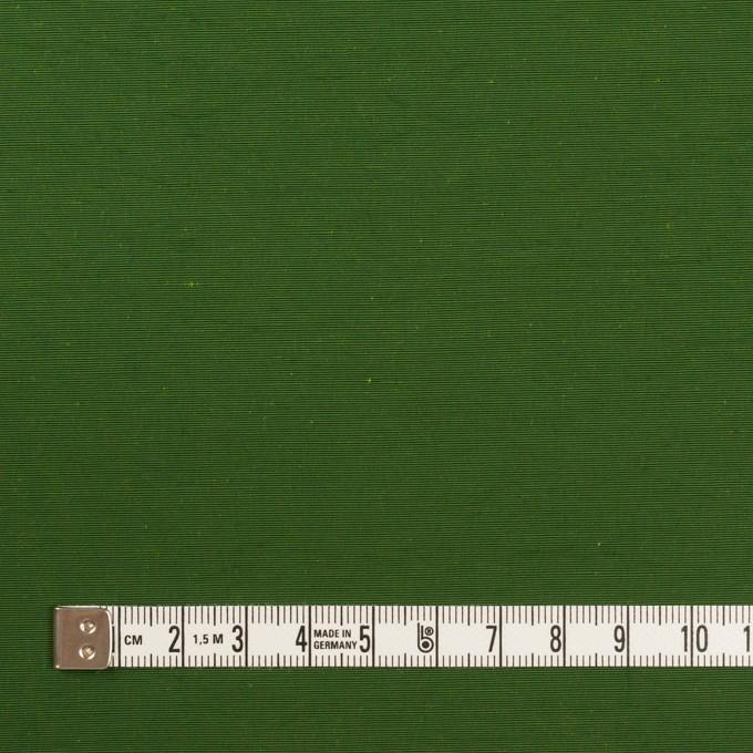 コットン&ナイロン×無地(フォレストグリーン)×タッサーポプリン_全5色 イメージ4