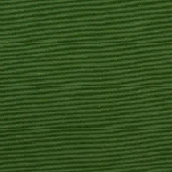 コットン&ナイロン×無地(フォレストグリーン)×タッサーポプリン_全5色