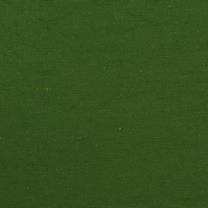 コットン&ナイロン×無地(フォレストグリーン)×タッサーポプリン_全5色 イメージ1