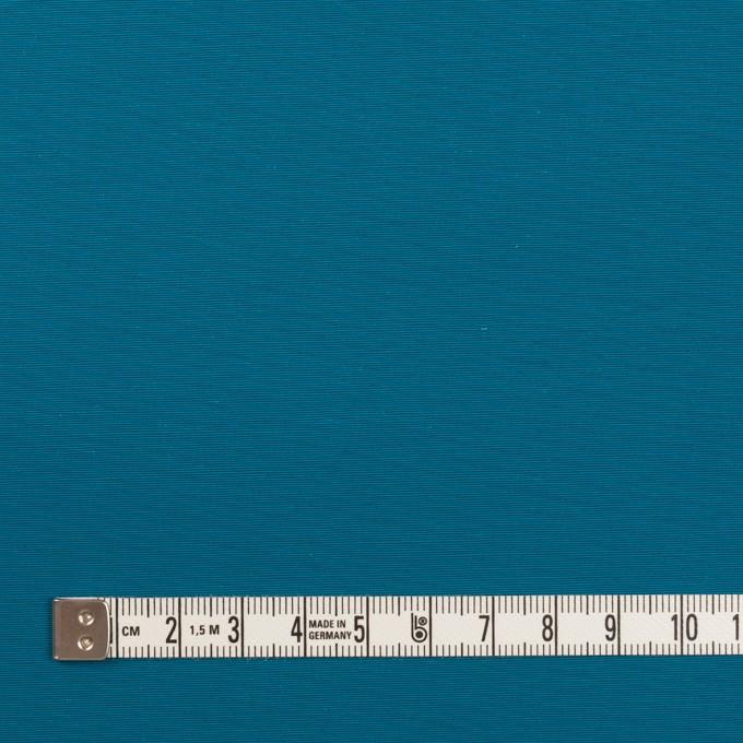 コットン&ナイロン×無地(ターコイズブルー)×タッサーポプリン_全5色 イメージ4