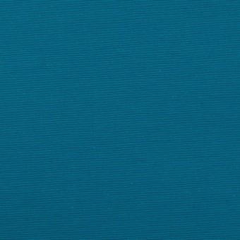 コットン&ナイロン×無地(ターコイズブルー)×タッサーポプリン_全5色