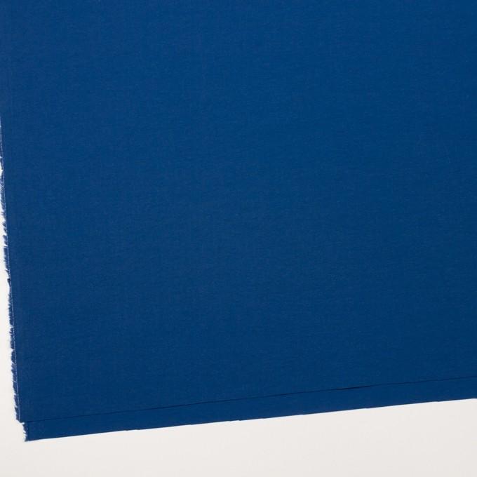 コットン&ナイロン×無地(ロイヤルブルー)×タッサーポプリン_全5色 イメージ2