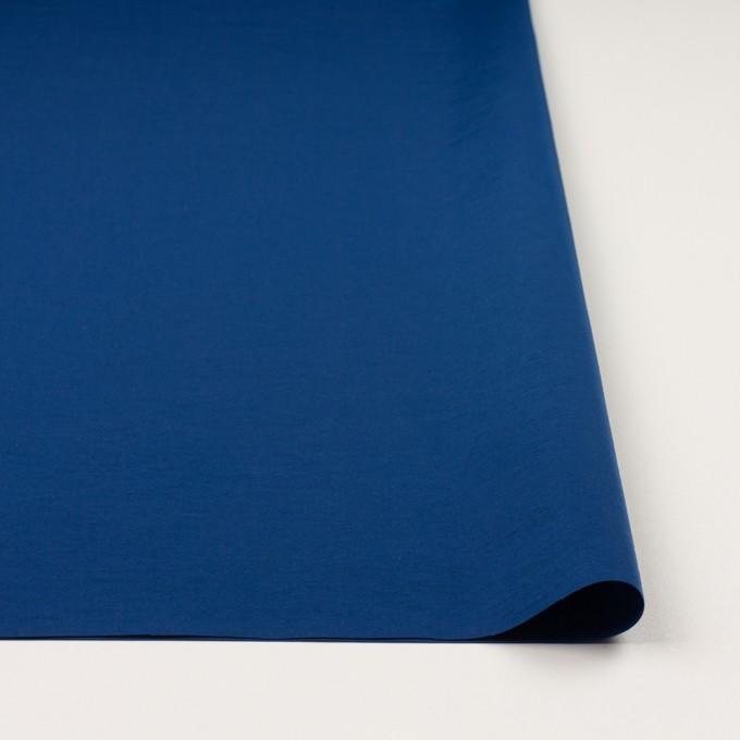 コットン&ナイロン×無地(ロイヤルブルー)×タッサーポプリン_全5色 イメージ3