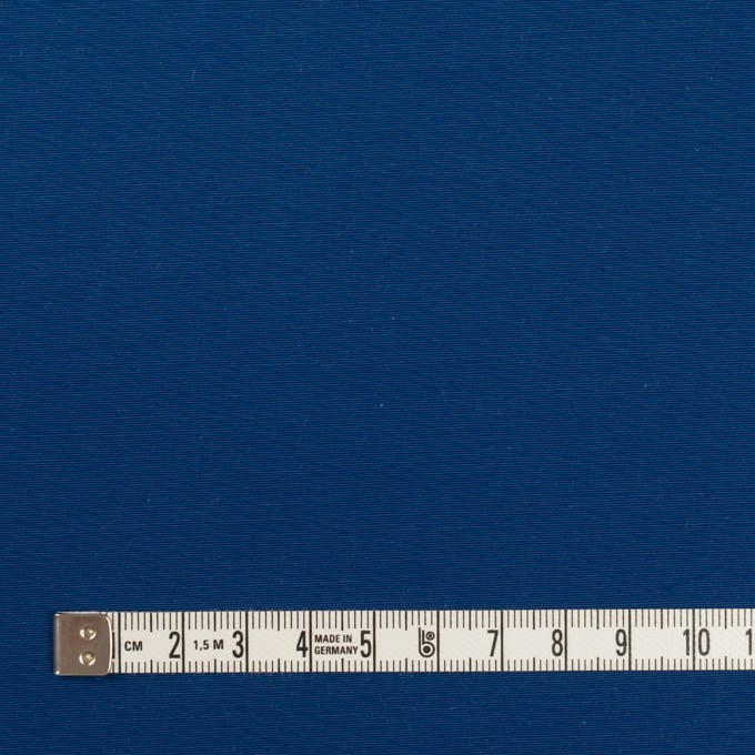 コットン&ナイロン×無地(ロイヤルブルー)×タッサーポプリン_全5色 イメージ4