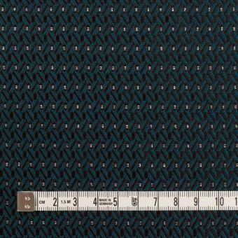 ポリエステル&アクリル混×小紋(バルビゾン&ブラック)×ジャガード サムネイル4