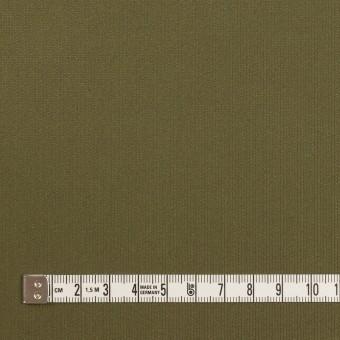 コットン×無地(カーキグリーン)×グログラン サムネイル4