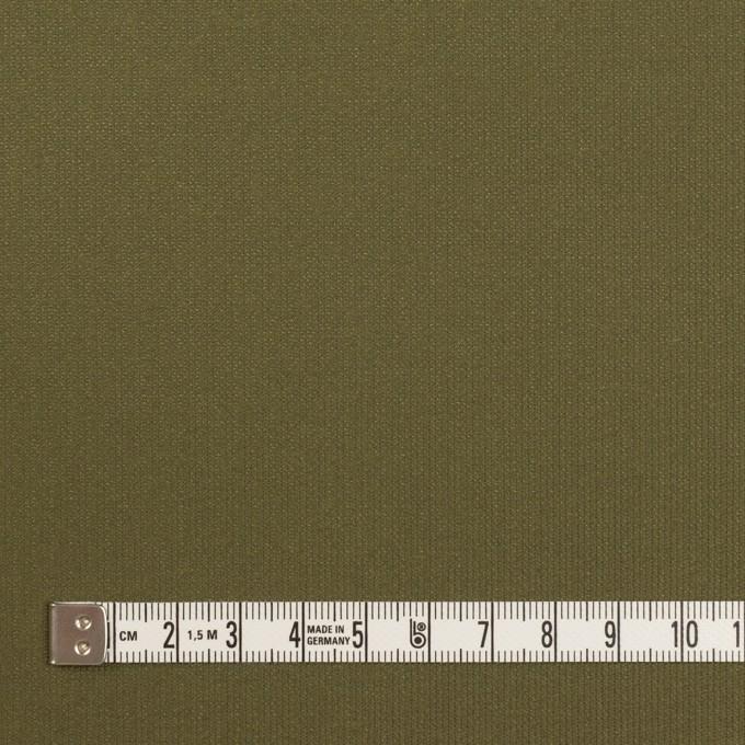 コットン×無地(カーキグリーン)×グログラン イメージ4