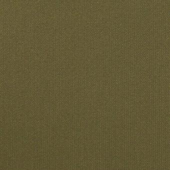 コットン×無地(カーキグリーン)×グログラン