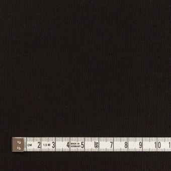 コットン×無地(ブラック)×グログラン サムネイル4
