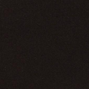 コットン×無地(ブラック)×グログラン