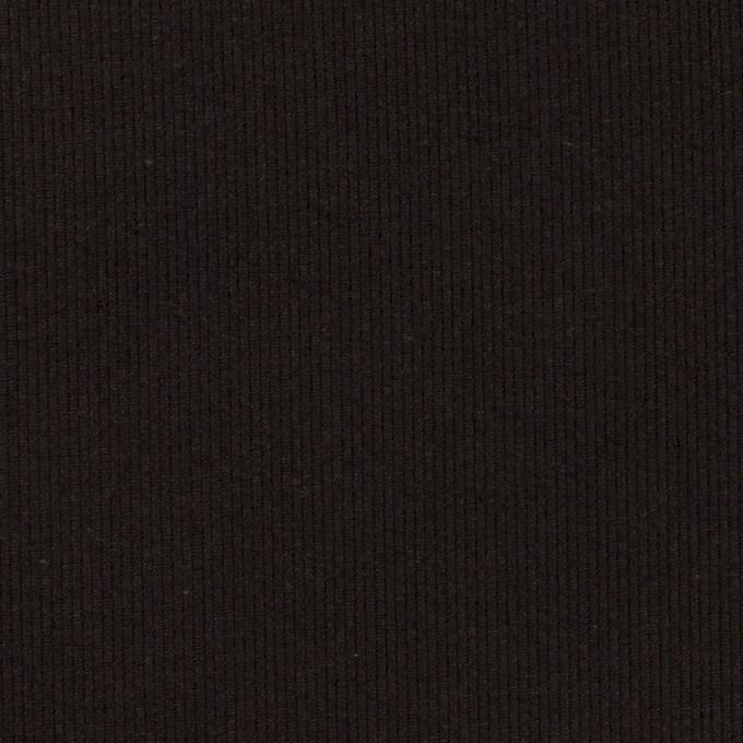 コットン×無地(ブラック)×グログラン イメージ1