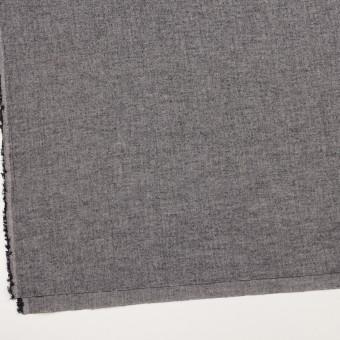 コットン&ポリウレタン×ミックス(チャコール)×ヘリンボーン・ワッシャー_全3色 サムネイル2