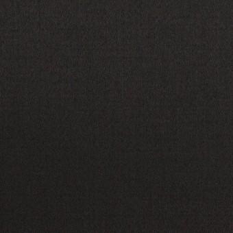 コットン&レーヨン混×無地(ブラック)×サテンストレッチ サムネイル1