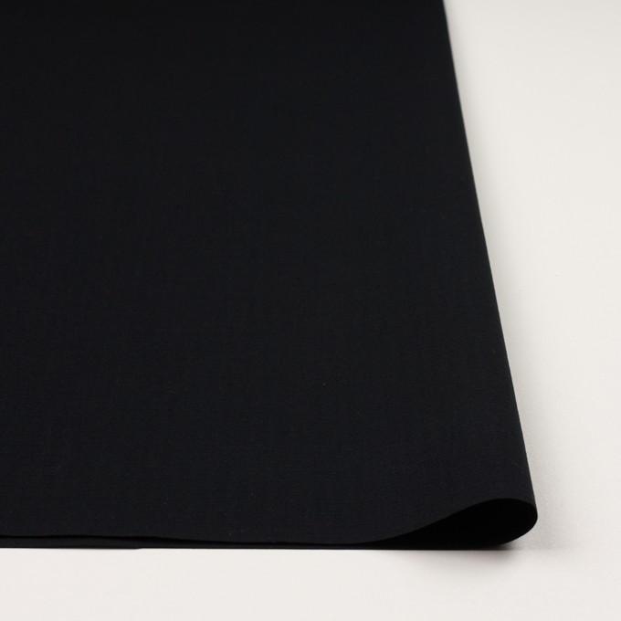 コットン×無地(ブラック)×リップストップ_全2色 イメージ3