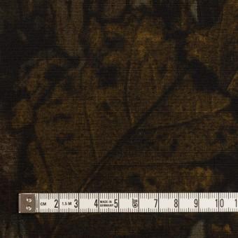 コットン×ボタニカル(セピア)×リップストップ_全2色 サムネイル4