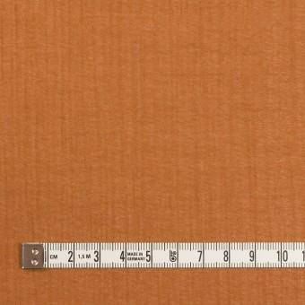 コットン×無地(パーシモンオレンジ)×ジョーゼット_全4色 サムネイル4