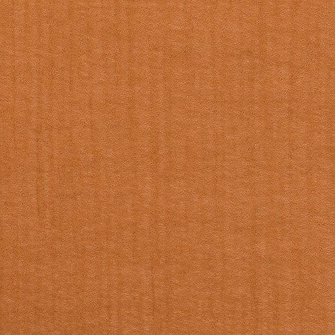 コットン×無地(パーシモンオレンジ)×ジョーゼット_全4色 イメージ1