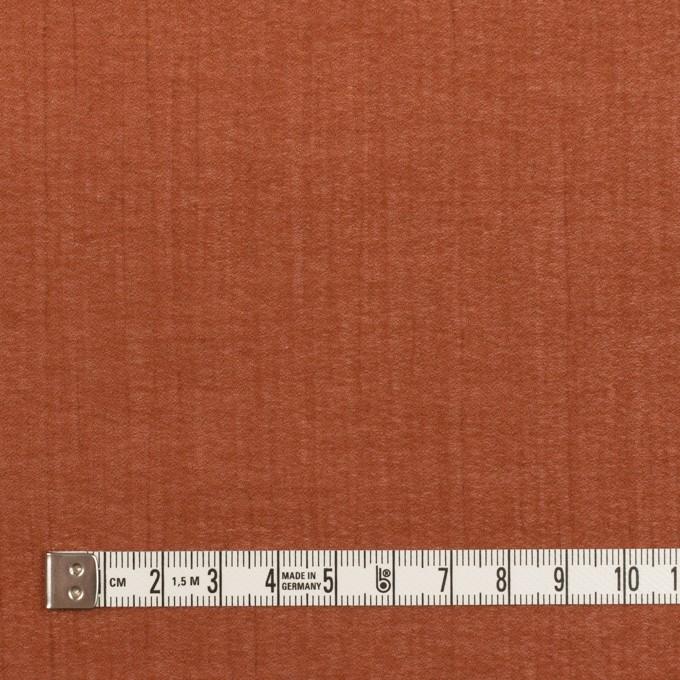 コットン×無地(レンガ)×ジョーゼット_全4色 イメージ4