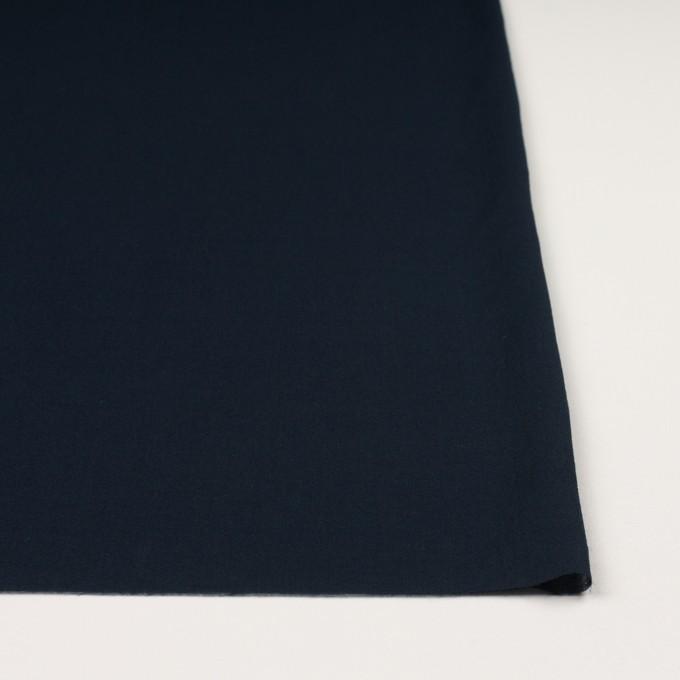 コットン×無地(ネイビー)×ジョーゼット_全4色 イメージ3