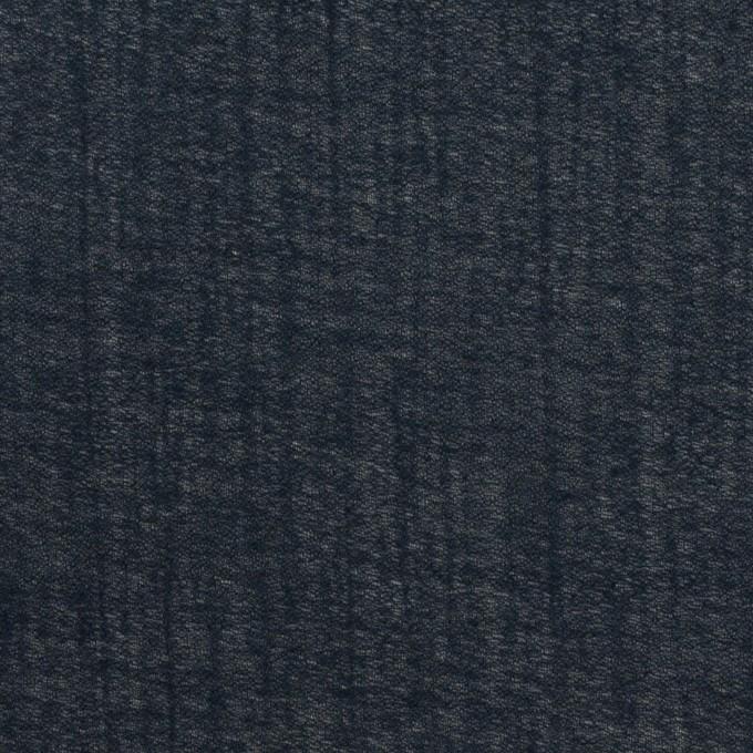 コットン×無地(ネイビー)×ジョーゼット_全4色 イメージ1