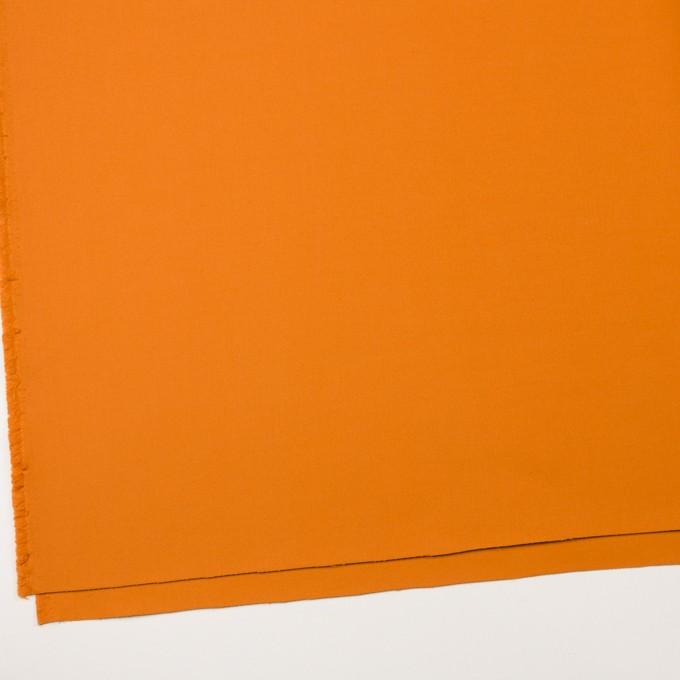 コットン×無地(オレンジ)×モールスキン_全3色 イメージ2