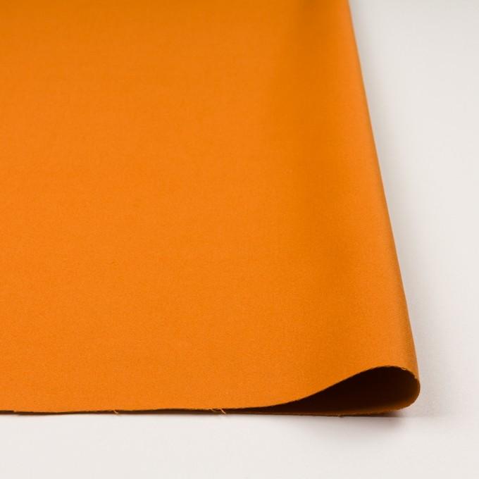 コットン×無地(オレンジ)×モールスキン_全3色 イメージ3