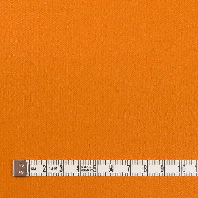 コットン×無地(オレンジ)×モールスキン_全3色 イメージ4