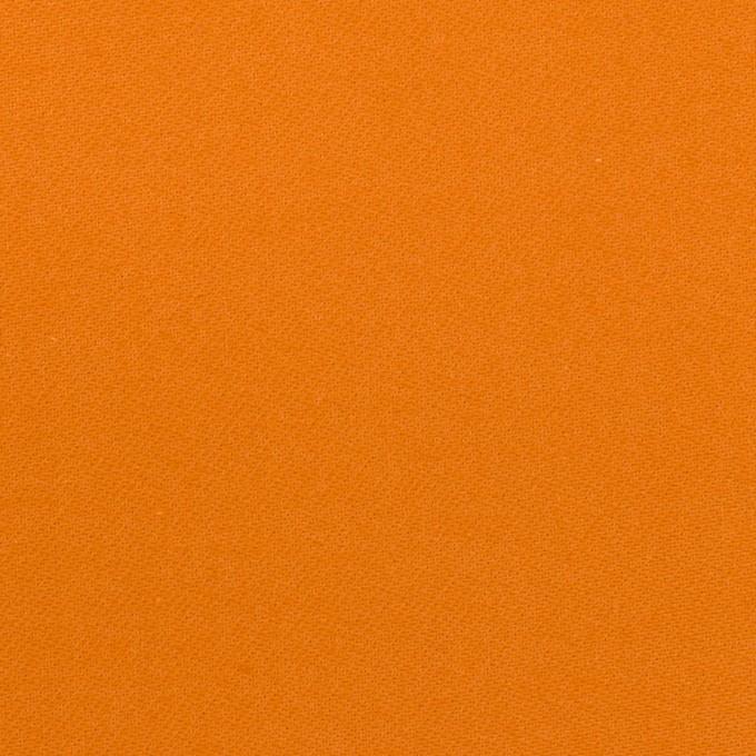 コットン×無地(オレンジ)×モールスキン_全3色 イメージ1