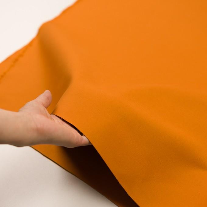 コットン×無地(オレンジ)×モールスキン_全3色 イメージ5