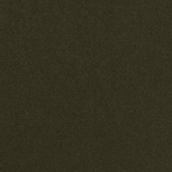 コットン×無地(ダークカーキグリーン)×モールスキン サムネイル1