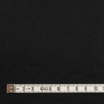 シルク&ナイロン×無地(ブラック)×ポプリンワッシャー サムネイル4